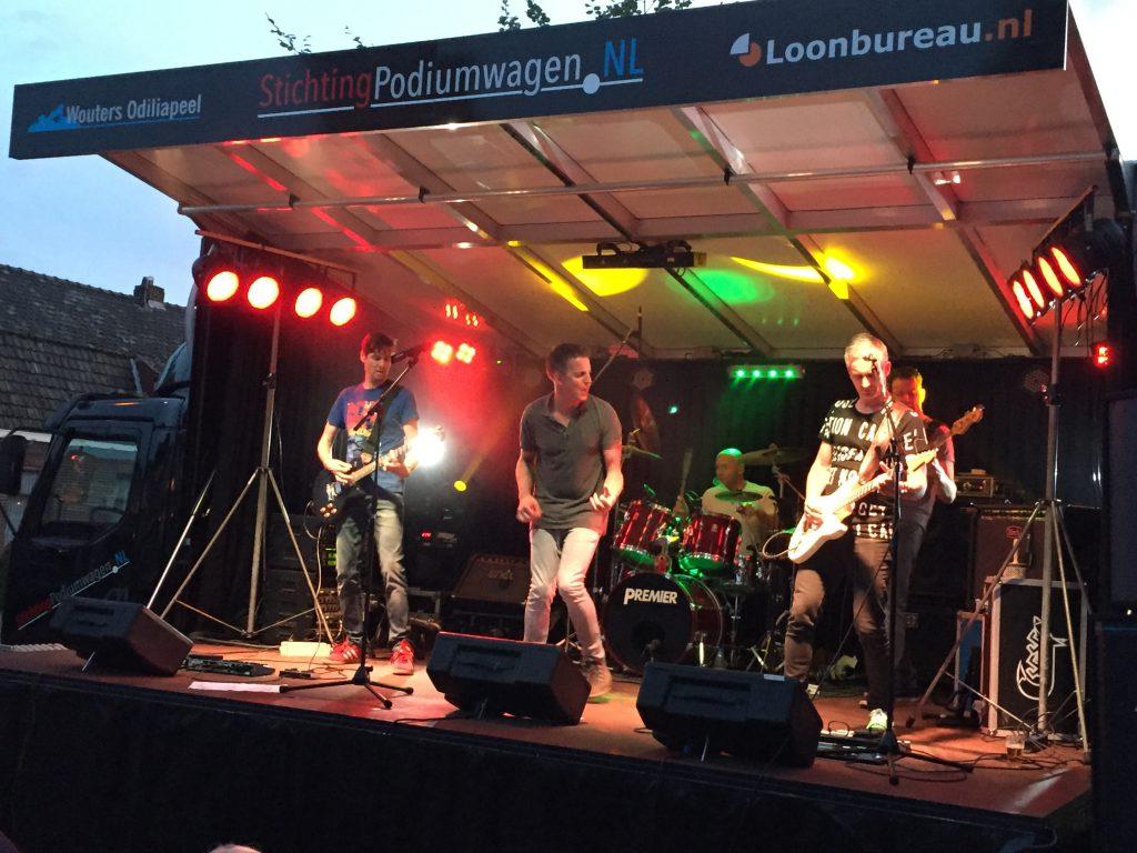 Stichting podiumwagen - Loeki De Vos