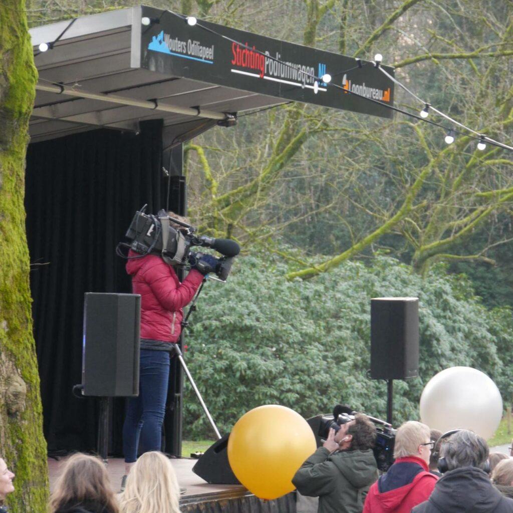 Stichting podiumwagen - talpa